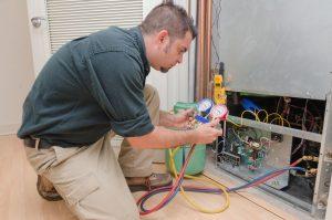 heating repair in St. Michael, MN
